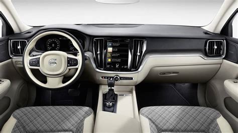 volvo s60 2019 interior 2019 volvo s60 everything we
