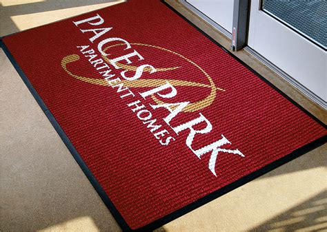 logo floor mats commercial ourcozycatcottage com