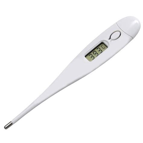 Termometer Rectal digital display thermometer rectal arm use ms85406 ebay