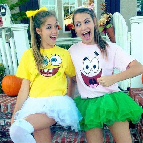 girlfriend group halloween costume ideas noted list