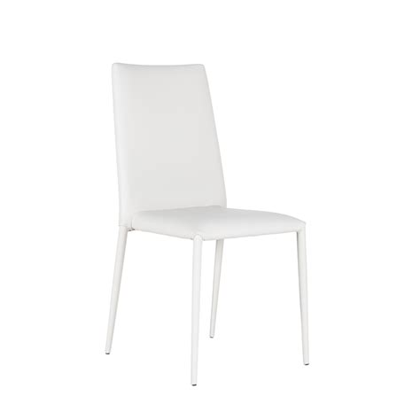 sedie moderne ecopelle set 4 sedie moderne in ecopelle bianche grigie o tortora