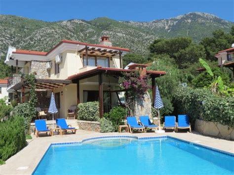 villa  rent  ovacik turkey  private pool