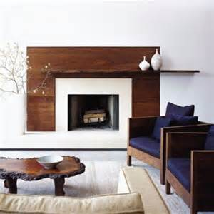10 fireplace surrounds with beautiful wooden wall panels