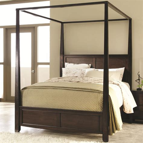 Bedroom Canopy Uk Bedroom Zenlike Master Bedroom Featuring Darkfinished
