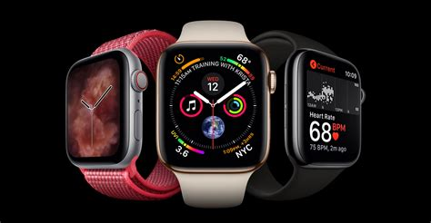apple touts advanced health features in series 4 techcentral