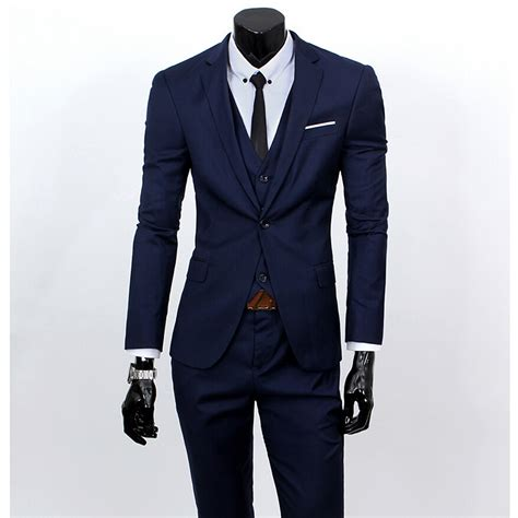 2015 new suits one buckle brand suits jacket formal