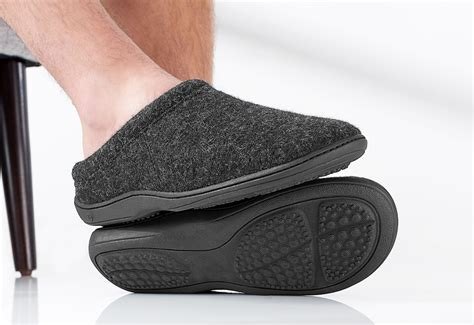 most comfortable mens slippers most comfortable men s arch supporting indoor outdoor