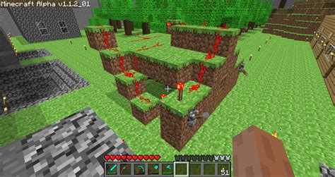Redstone Doors by Redstone Door How To Make An Invisible Piston Door To Keep Your Hideout A Secret