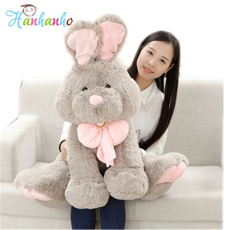 Pp Bunny big bunny stuffed pp cotton plush rabbit doll children