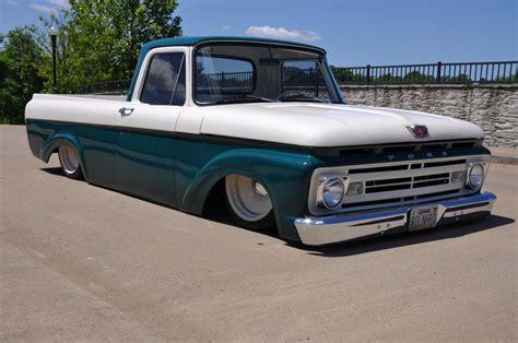 Ford Unibody Truck by 1962 Ford F 100 Unibody