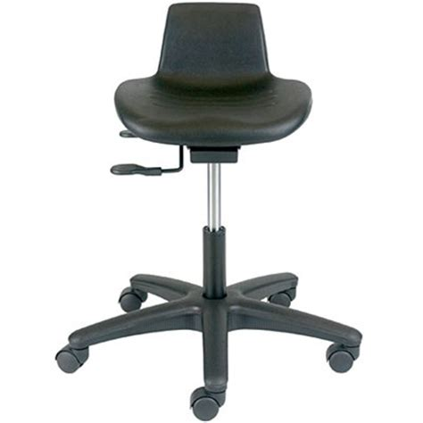 Ergonomic Work Stool by Office Master Ws12 Affordable Industrial Ergonomic Work Stool