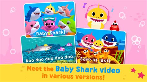 baby shark games apk pinkfong baby shark amazon com au appstore for android