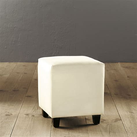 Upholstered Cube Stools by Upholstered Cube Ballard Designs