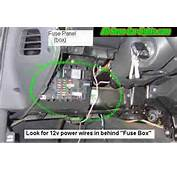 Basic Generic Instructions On How To Install Interior Car Lights Into