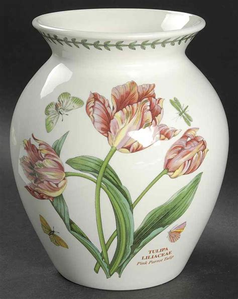 portmeirion botanic garden parrot tulip 50th anniversary