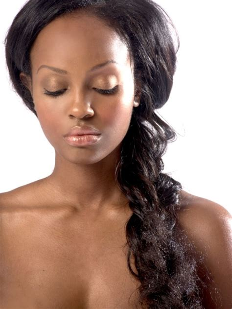 dark skinned african american women with highlights in hair 108 best images about makeup for dark skin tones on pinterest