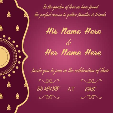 edit wedding invitation card wedding invitation cards for friends editing archives wedding invitation design