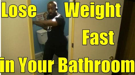 How To Lose Weight In The Shower by Ski Step Hiit Workout 2 Lose Weight In Your Bathroom