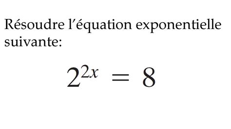 Credit Default Mathematical Formula Exercice 2 R 233 Soudre 233 Quation Exponentielle Math 233 Matique Secondaire 4 Exercice De Math