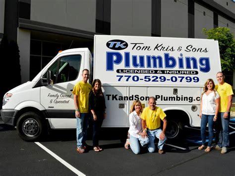 Plumbing Atlanta by Tomkris Sons Plumbing Plumbing Service Metro Atlanta