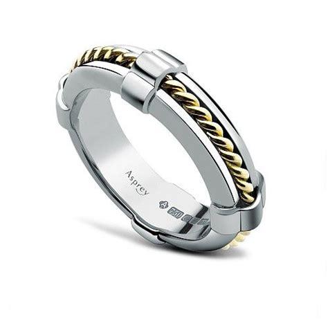 s nautical rope ring second wedding scotland