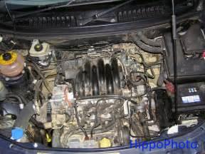 freelander 2004 model 2 5 v6 engine fuel lines connections