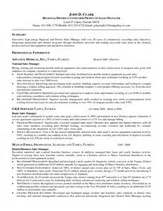 Account Sales Manager Sle Resume by Doc 500647 Sales Associate Resume Objective Sales