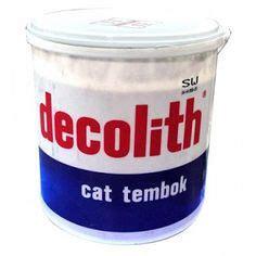 Harga Cat Tembok Merk Decolith harga cat tembok avian harga cat tembok vinilex harga cat