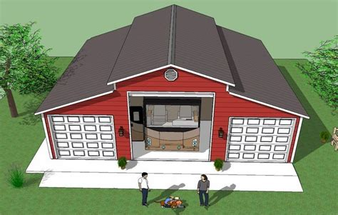 boat rv garage office 3069 1 bedroom and 1 bath the the 25 best boat garage ideas on pinterest house on a