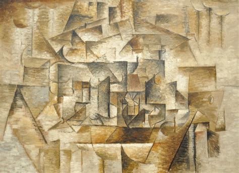 pablo picasso periods analytical cubism picasso still with glass and lemon 1910 декор