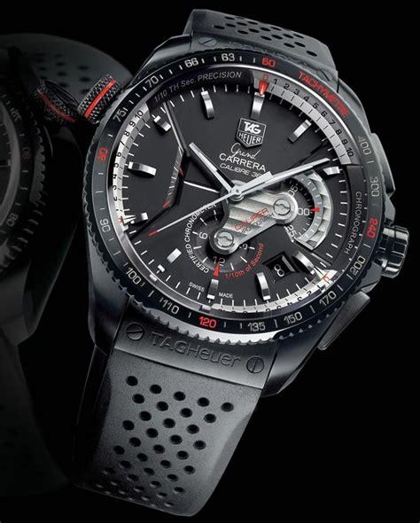 Tagheuer Grand Cal 36 Black Rosegold Combi tag heuer replica best swiss replica watches uk more