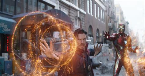 doctor strange iron man avengers infinity war hd