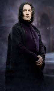 Perfil severus snape blog hogwarts todo sobre harry potter