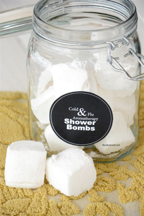 aromatherapy shower bombs the idea room
