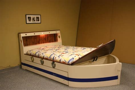 full size boat bed boat bed full size custom by chris davis lumberjocks