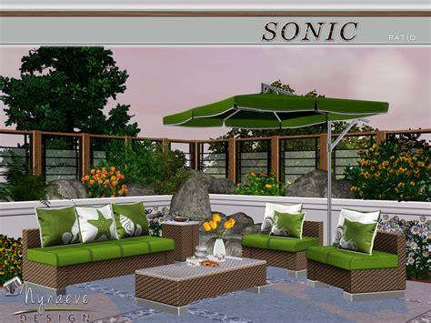 sims 3 garden ideas nynaevedesign s sonic patio