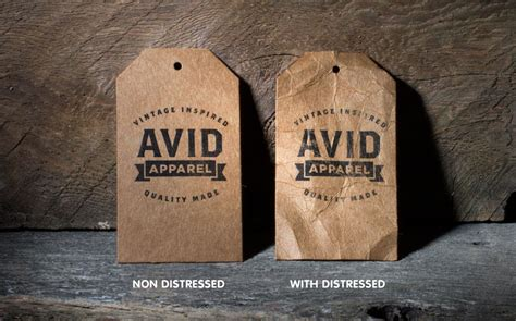 printable kraft paper hang tags distressed texture jukebox print support centre
