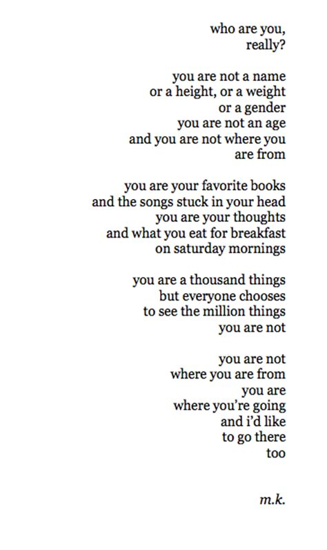 2am thoughts books m k poem