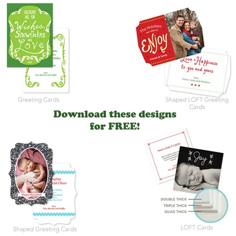 Free Card Templates 2014 by Greeting Card Designs And A Sale Black River Imaging