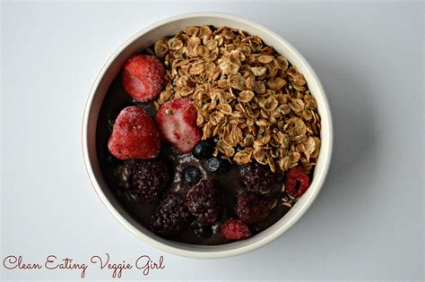 how to make a acai bowl