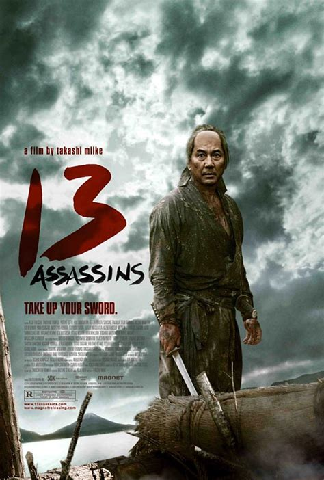 film action amerika 13 assassins trailer en poster filmtotaal filmnieuws