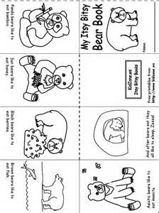 abc see hear do coloring book books my itsy bitsy book hibernation unit