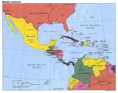 break the pattern en francais kaart landen midden amerika kaart topografie midden amerika