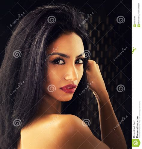 young exotic beauties beautiful exotic young woman stock photo image 59579741