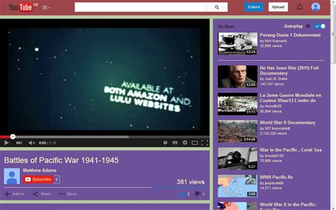 firefox themes youtube how to use custom youtube themes in firefox tip dottech