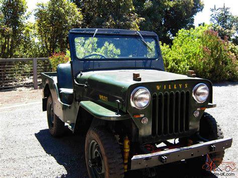 Jeep Cars Australia Willys Jeep Australian Model Rhd