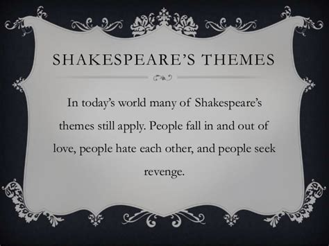 themes in romeo and juliet relevant today english literature 2014 shakespeare s romeo and juliet