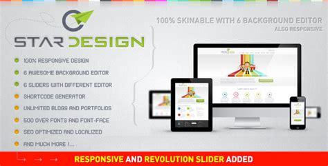 design menu wordpress cstar design wordpress theme by codestar themeforest