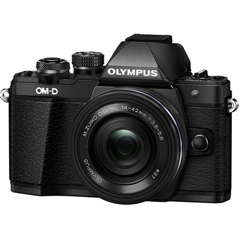 olympus om d e m10 olympus om d e m10 ii mirrorless micro four v207052bu000