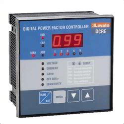 capacitors with automatic power factor controller when installed in a plant power factor controller in ludhiana punjab suppliers dealers retailers of power factor